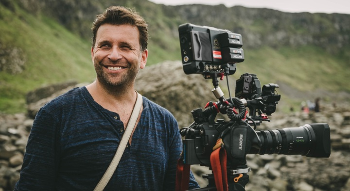 Philip Bloom talks about shooting with the MK18-55mm and MK50-135mm Cine lenses