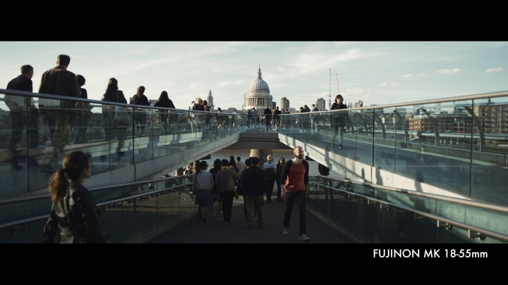 FUJINON MK18-55mm T2.9 and MK50-135mm T2.9 Cine lens test footage – Philip Bloom